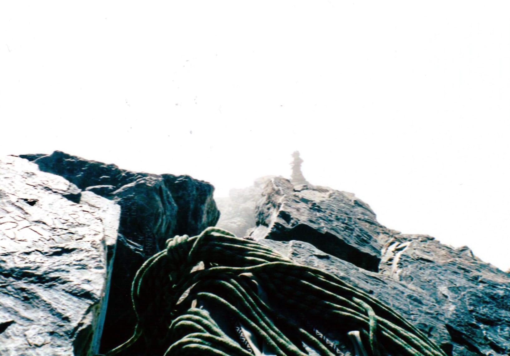 Olympus Mytikas Climb 3