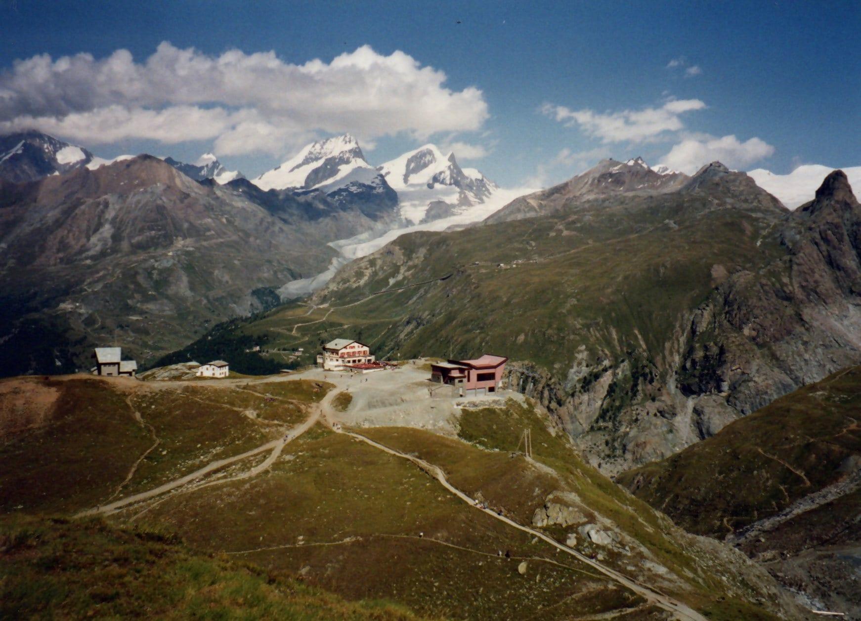 Hornli Hut