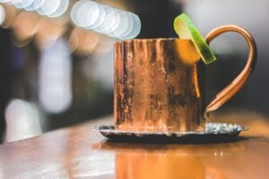 Bessie vodka cocktail