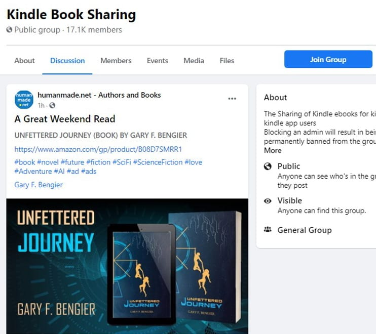 Kindle Book Sharing