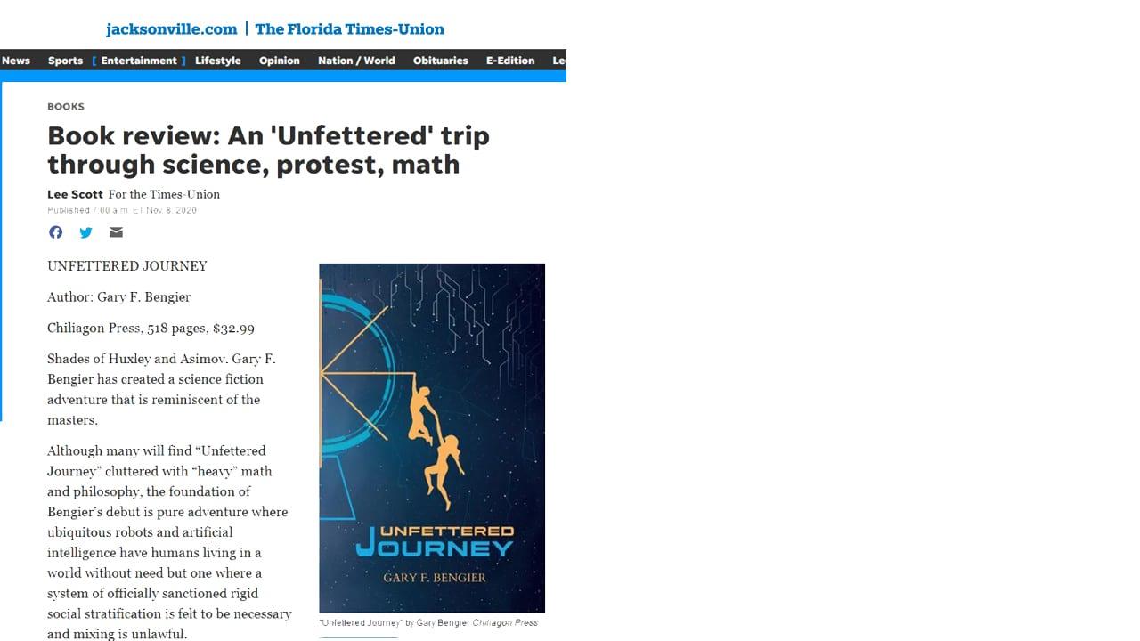 Florida Times-Union Review 20201108
