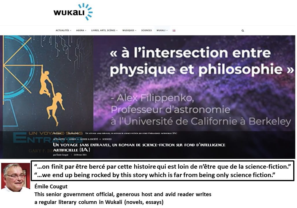 French Book Review Emile Cougut-Wukali 20210224