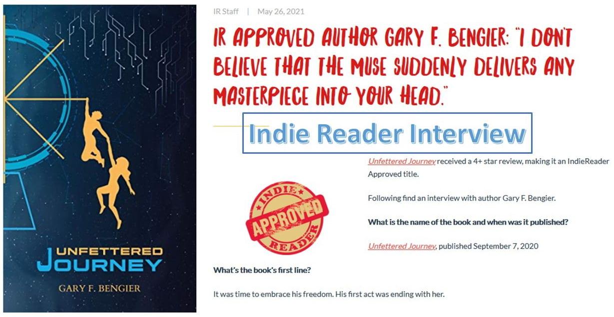 Indie Reader Interview