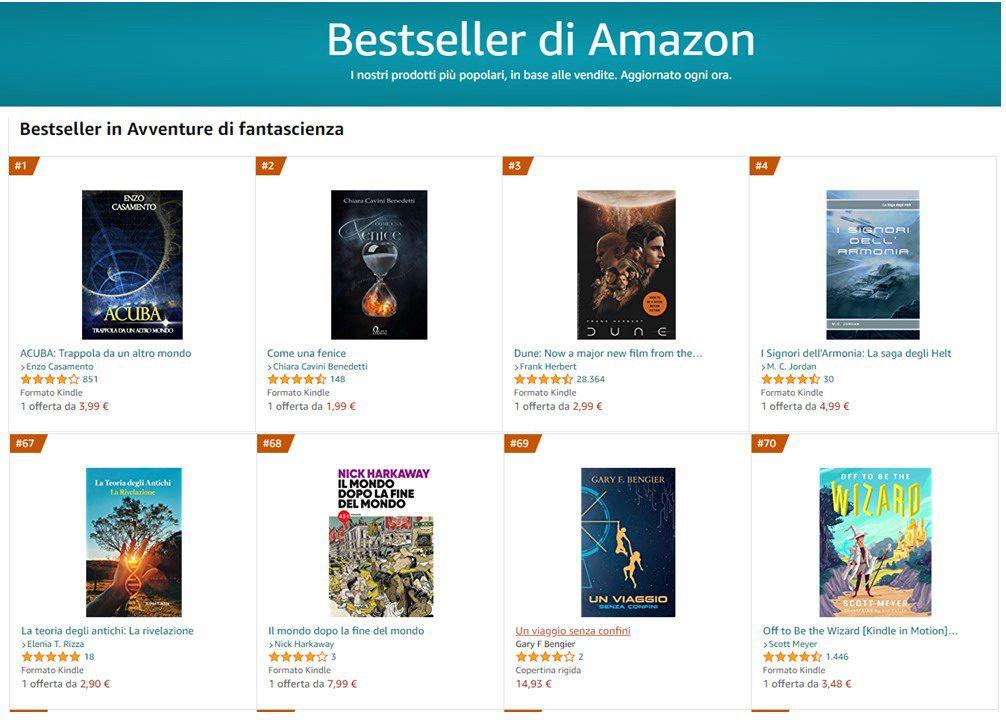 20210903-Italian Best Seller-3 Avventure di fantascienza